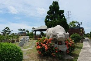 "Agrowisata Perkebunan ""Lao Niu""(老牛)"