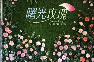 "Perkebunan Bunga Mawar Organik ""Shu Guang""(曙光)"